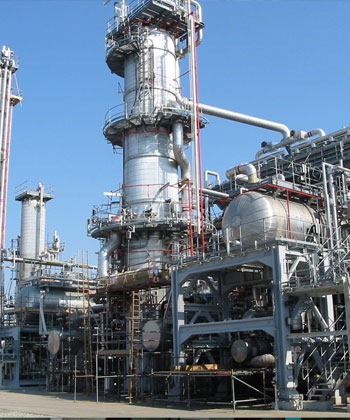 Gas Processing Industries